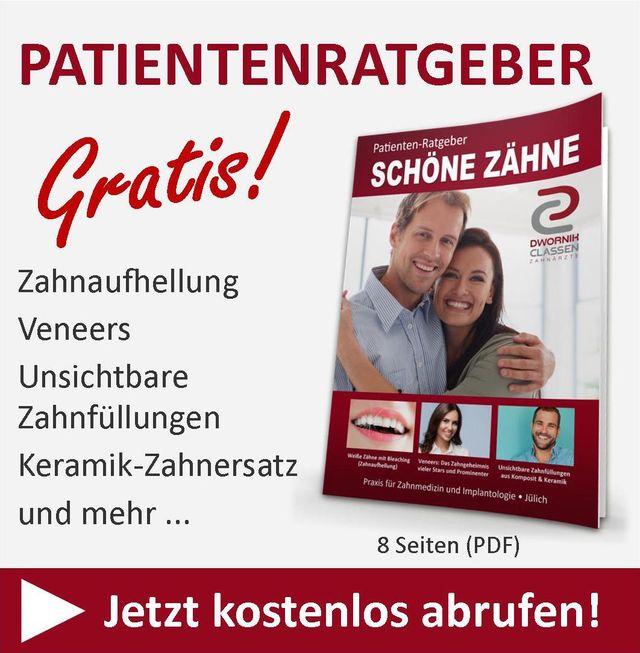 Gratis-Ratgeber Schöne Zähne Jülich - Düren