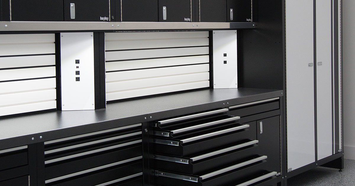 Custom Garage Cabinets Design Installation Services