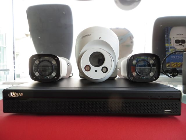 Sistemi di videosorveglianza Dahua