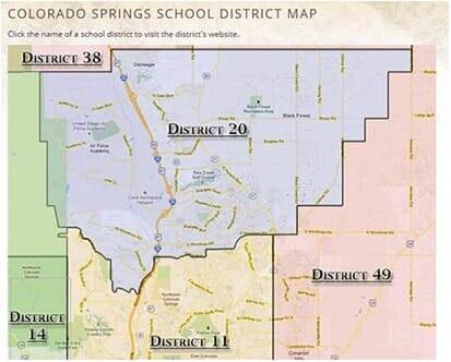 colorado-springs-school-districtsmap - Colorado Springs, CO - Penny ...