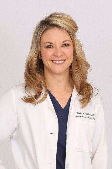 Conway Women's Health Center, Dr. Brandie Martin