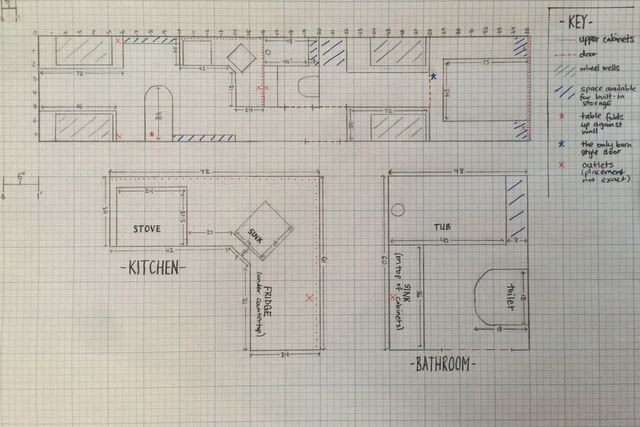 the layout of our schoolbus conversion rh themayesteam com homebase bedroom homebase bedding plants