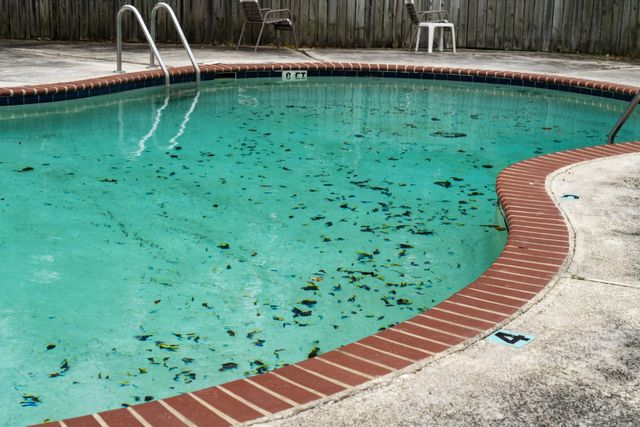 What to Do if Your Pool has Calcium Buildup