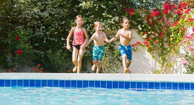How to Make Swimming Pool Decks Less Slippery When Wet Swimming Decks on swimming storage, swimming design, swimming trunks, swimming pools, swimming spas, swimming ponds, swimming docks, swimming hot tubs,