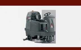 commercial scrubber