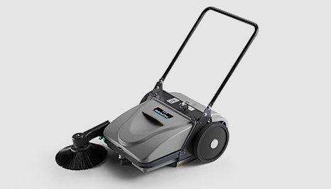 Mach MEP floor sweeper