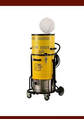 TS 180 Z22 Industrial Vacuum