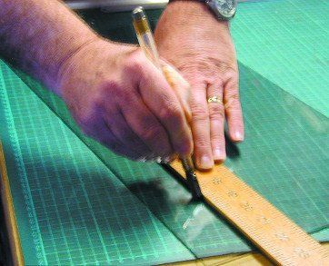 glass cutting by experts
