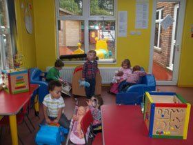 Child education - Carrickfergus - Sullatober Day Care Nursery  - Pre-Schooling