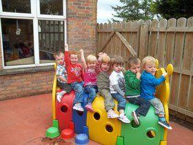 Pre-school - Carrickfergus - Sullatober Day Care Nursery  - Playground