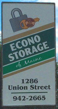 Established in 1987 our storage facility in Bangor Maine has offered iniduals throughout the area a residential and commercial self-storage solution. & Storage Units - Bangor ME - Econo-Storage of Maine