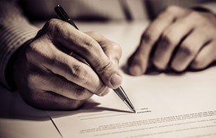 writing legal documentation