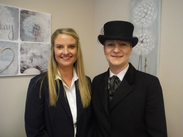 experienced funeral directors