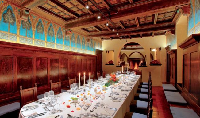 Il Cenacolo Fiorentino per riunioni, pranzi e cene di successo