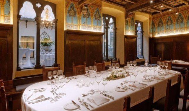 Il Cenacolo Fiorentino per riunioni e pranzi di successo