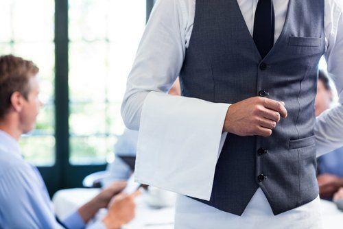 Riunioni e pranzi di lavoro con un competente servizio