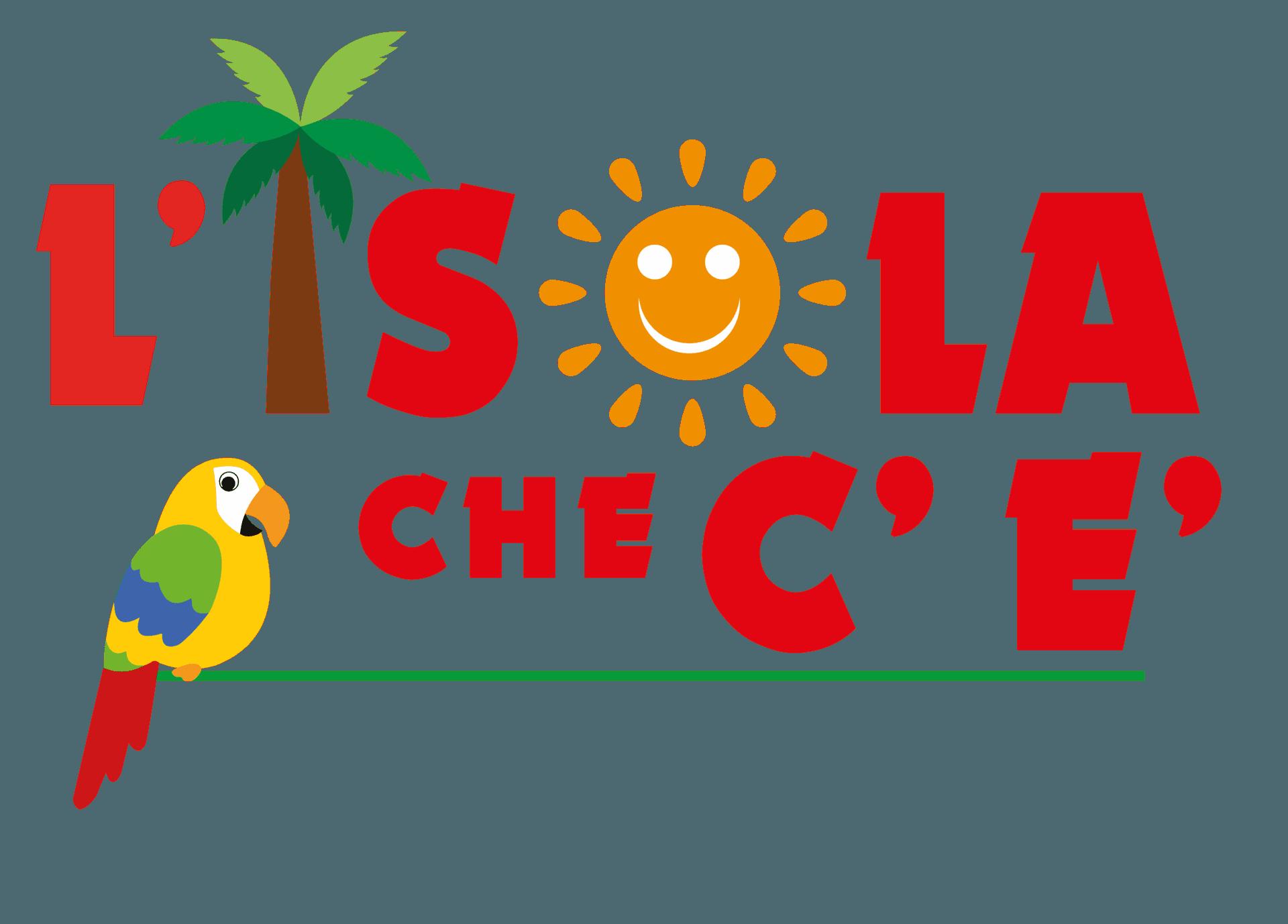 L'ISOLA CHE C'È-logo