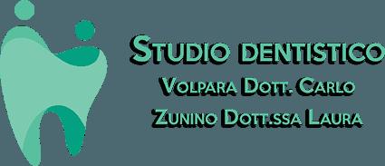 STUDIO DENTISTICO VOLPARA DOTT. CARLO E ZUNINO DOTT.SSA LAURA - LOGO