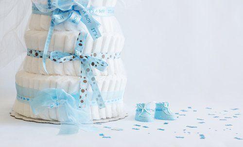 torta con decorazione