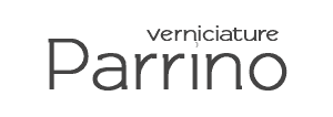 logo verniciature Parrino