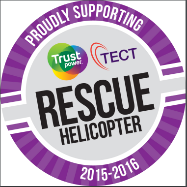 Helicopter Rescue Logo