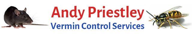 Andy Priestley Vermin Control Services logo