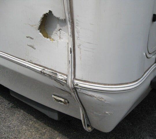 LandCraft Fiberglass RV and Truck Repairs