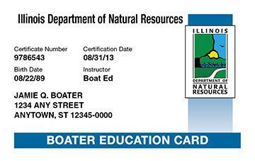 Boat Safety Classes