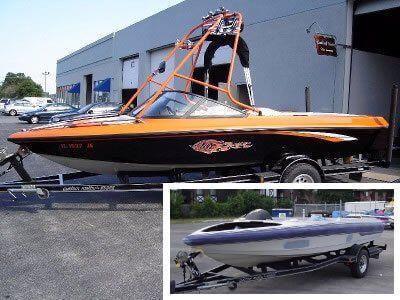 LandCraft Marine boat restorations