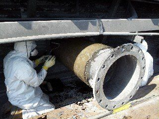 LandCraft Industries fiberglass repair