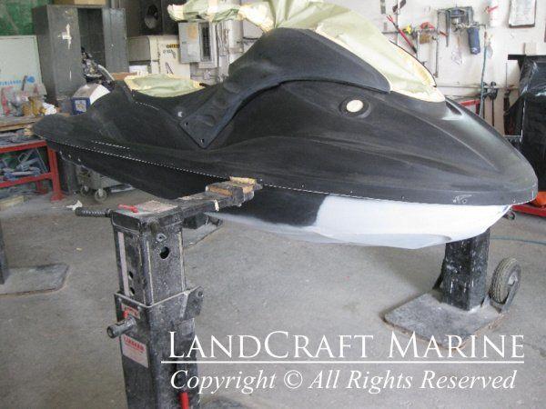 LandCraft Marine restoration 5 before