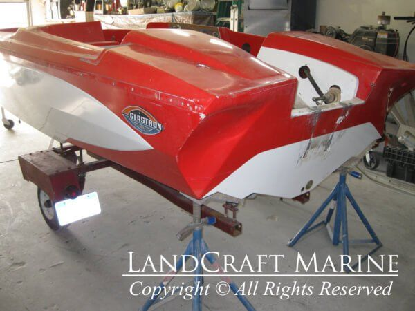 LandCraft Marine restoration 4 before