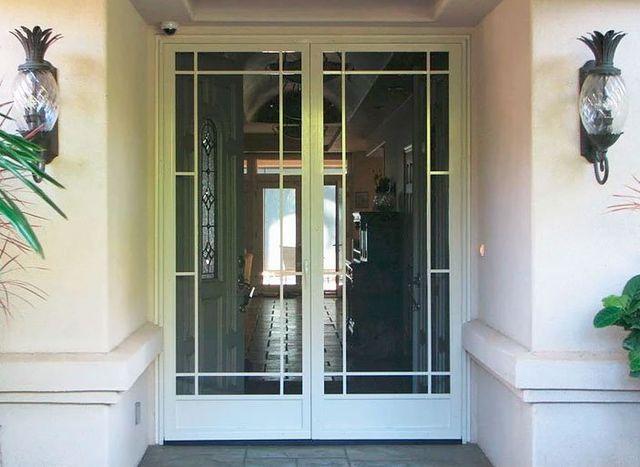 Double screen glass door & Aloha Screen Doors | Screen Doors | Wailuku HI pezcame.com