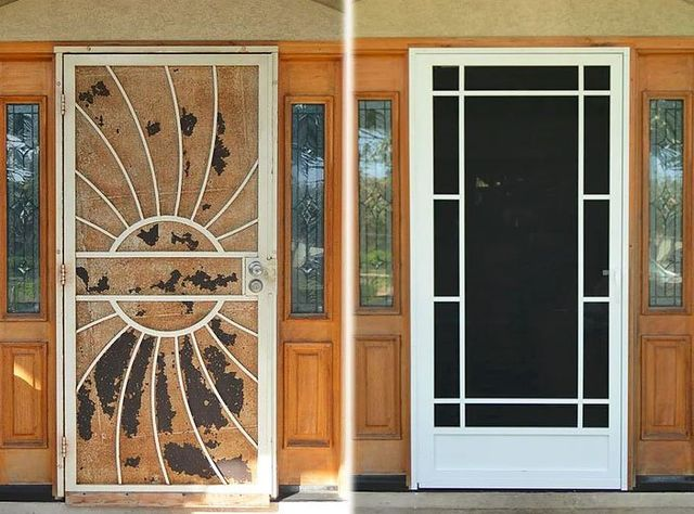 Standard Screen Doors | Wailuku, HI | Aloha Screen Doors