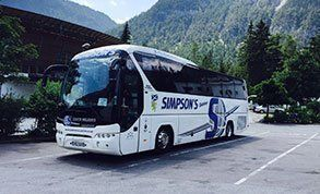 Coach holidays and tours