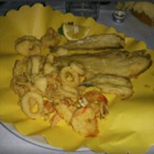 Frittura di pesce
