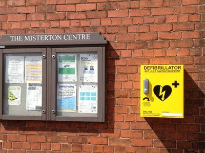 Community Public Access Defibrillators
