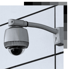 wall mounted CCTV