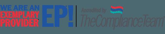 Exemplary Provider logo