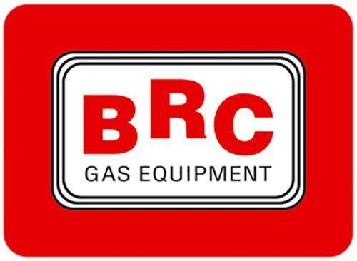 BRC gas equipment - Logo