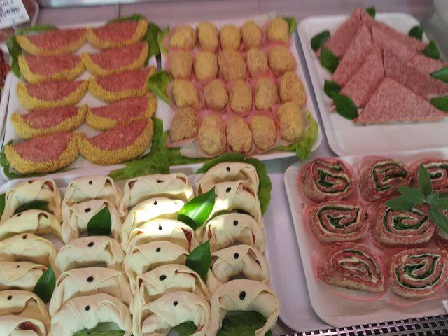 prodotti di pasticceria di carne a Sant'Abate, NA