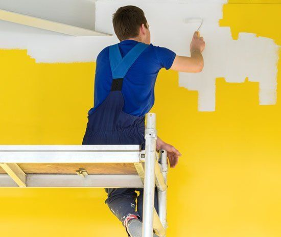 Commercial Painting Contractors Hope Mills Fayetteville NC - Commercial painting contractors