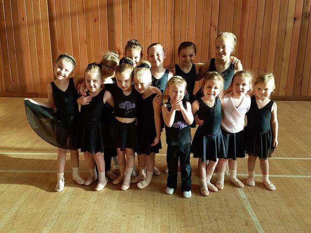 Girls Dance, Drama and Fitness