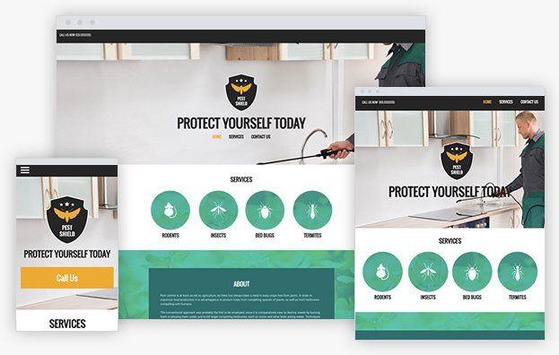 Website Design Templates
