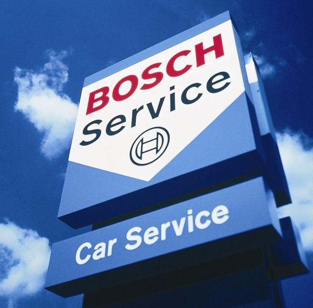 punto di assistenza Bosch