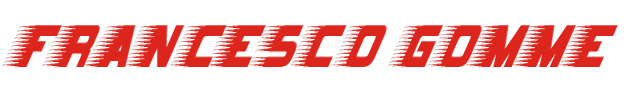 Francesco gomme logo
