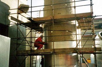 Experienced insulation operative