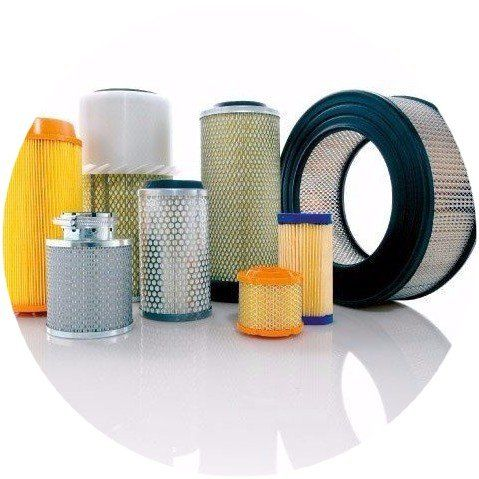 Air filter spare parts