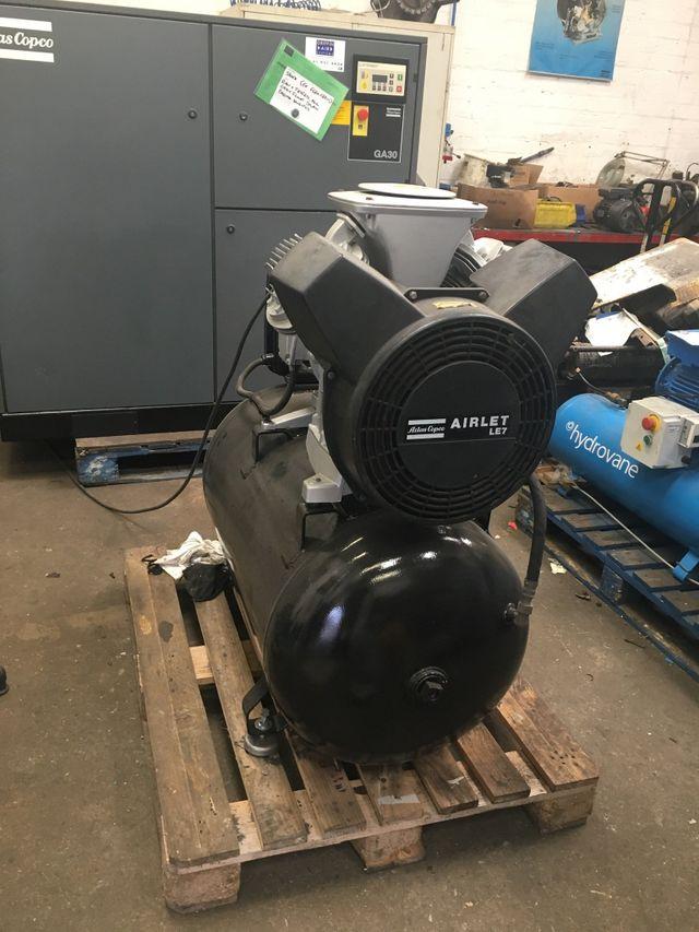 avelair compressor manual