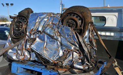 car scrap collection